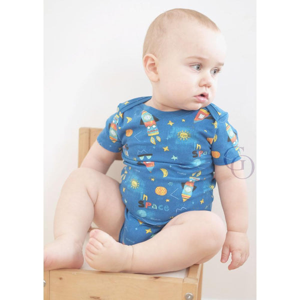 Onesie Sewing Pattern | NB-36 Months