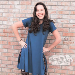 MammaCanDoIt Sewing Pattern The Adalynn Dress |  Women 00-20
