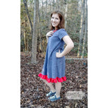 sewing pattern ruffle