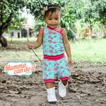 Breezy Shorts Pattern | Baby Sizes NB-24 Months
