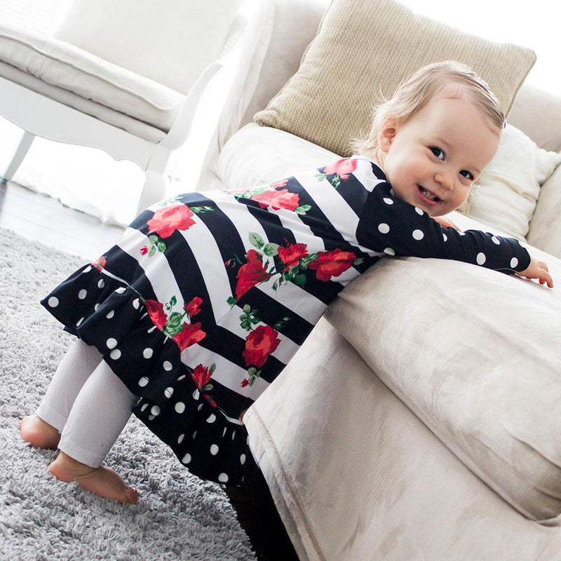 The Adalynn Dress Pattern |  Nb-24 months