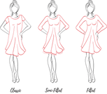 dress pattern for women