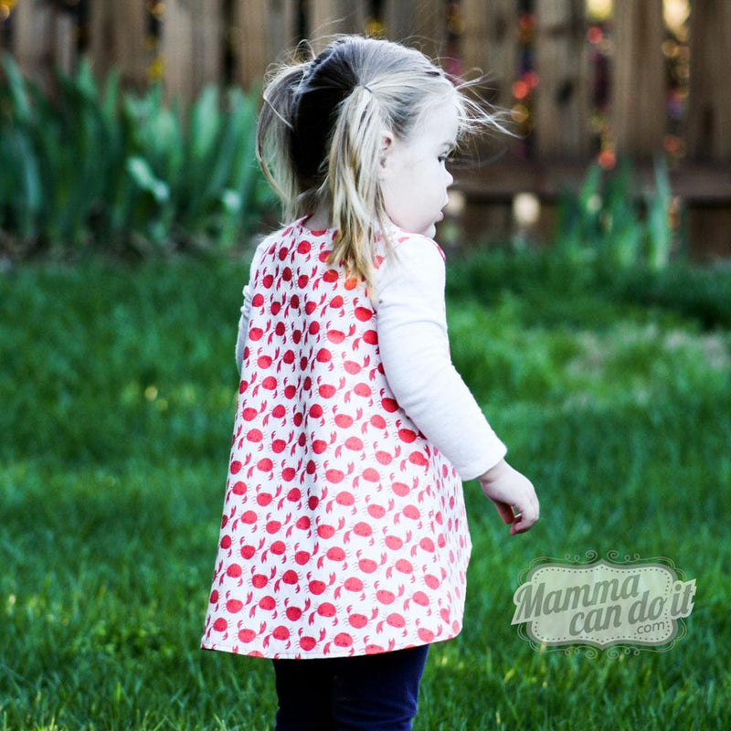 MammaCanDoIt Sewing Pattern Joyful Jumper | Nb-24 Months