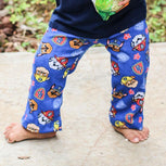 baby pants pattern with elastic waist