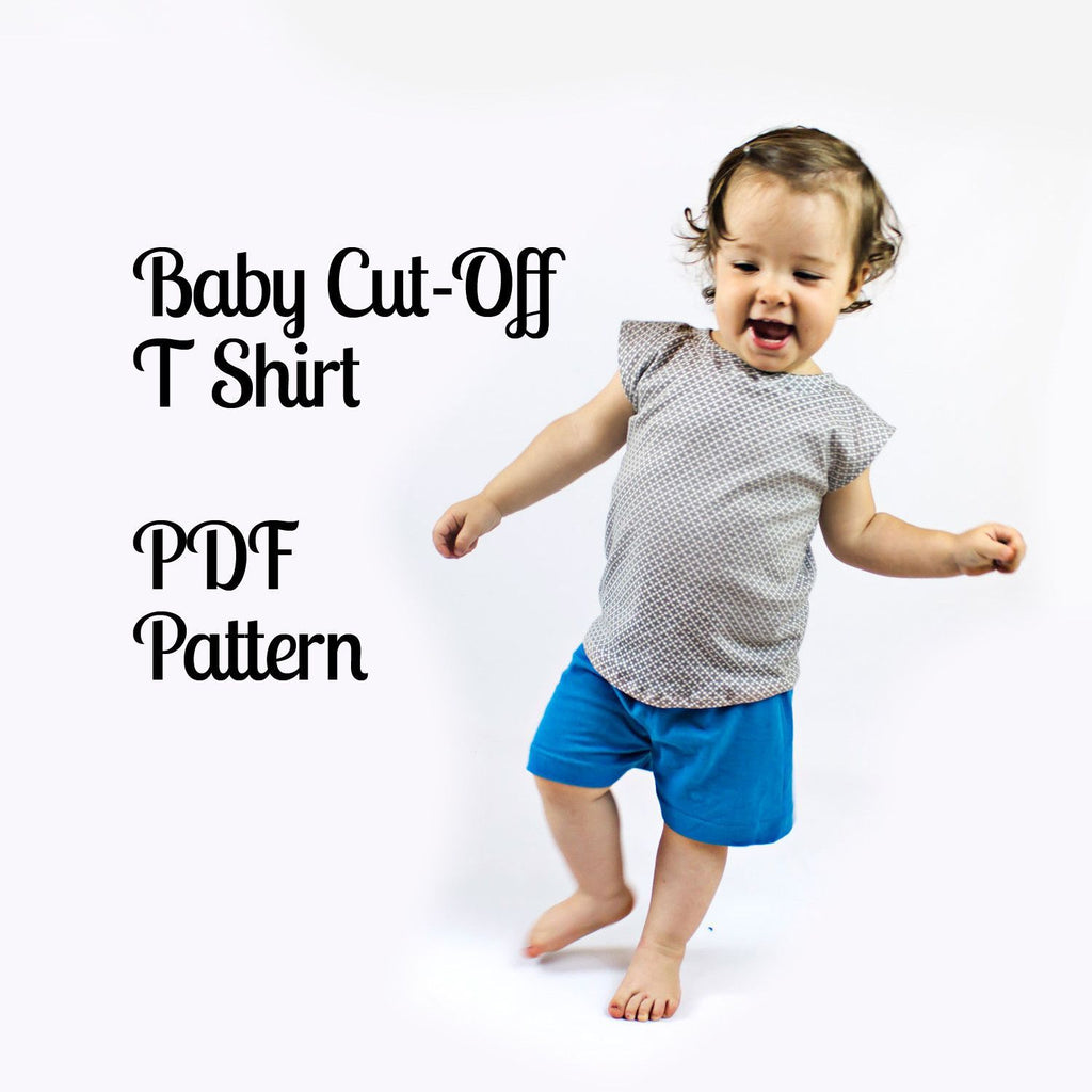 graphic about T Shirt Pattern Printable identified as Kid T-Blouse Behavior The Slash-Off