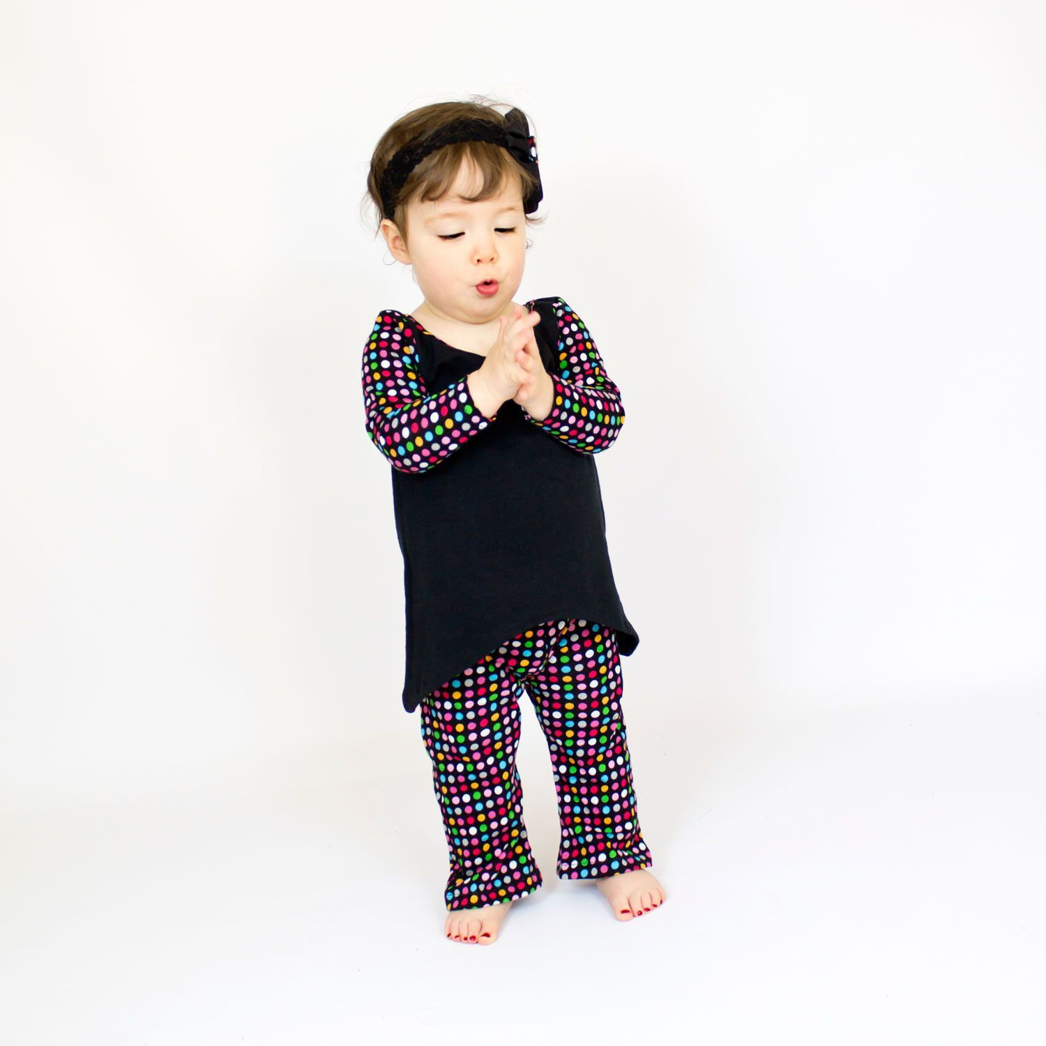 baby bell bottom sewing pattern