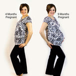 perfect fit maternity shirt pattern