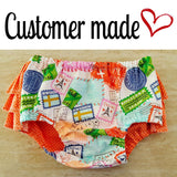baby diaper cover up