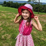 Sun Hat sewing pattern child