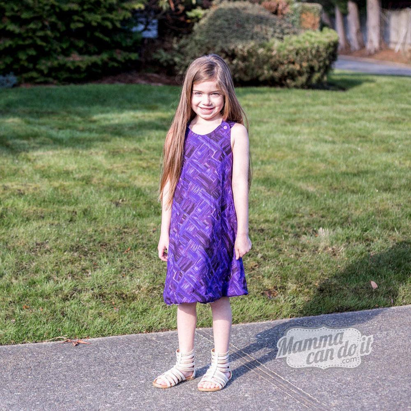 MammaCanDoIt Sewing Pattern Joyful Jumper | 2T-16