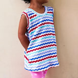 tank top pattern for girls