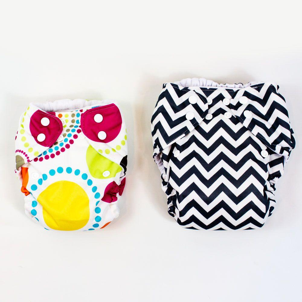 how to make aio diaper pattern