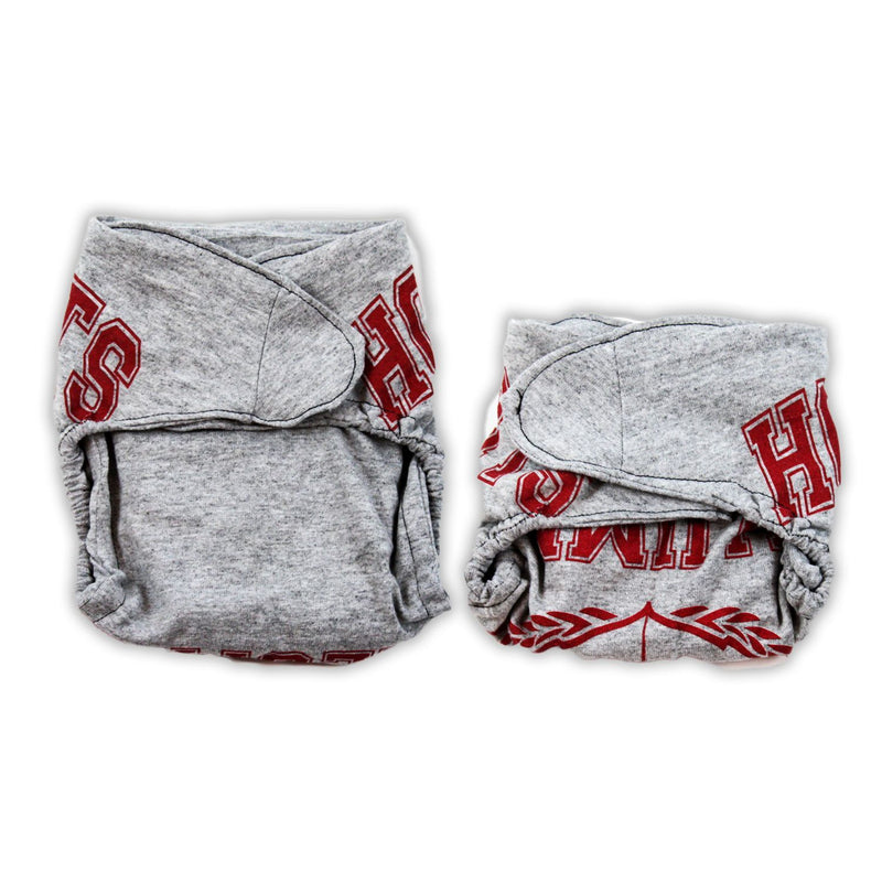 Free Fitted Diaper Pattern One Size Fits All Mammacandoit