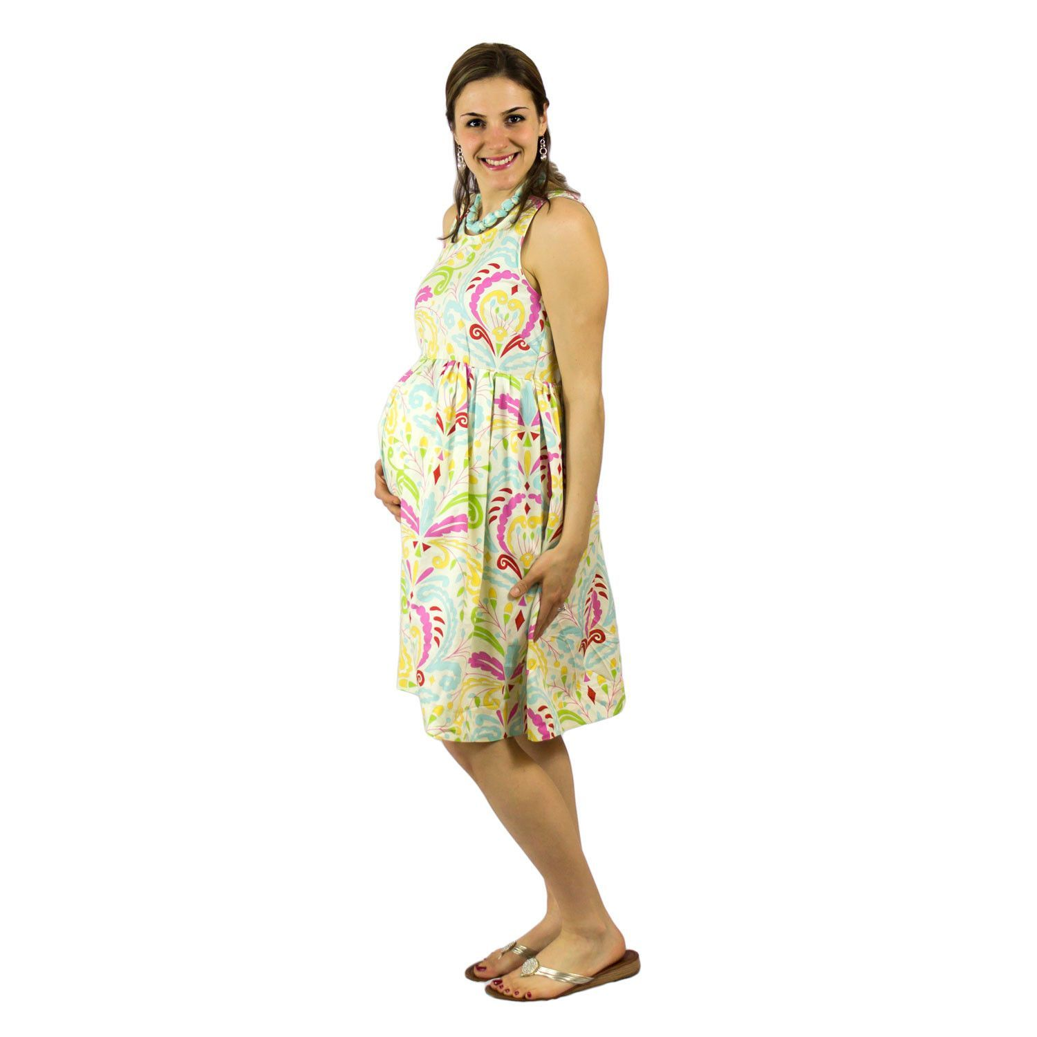 maternity dress pattern