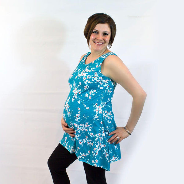 maternity tunic pattern