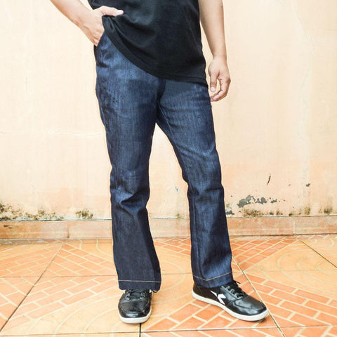 Fit Pants Pattern | Men Sizes 29-49
