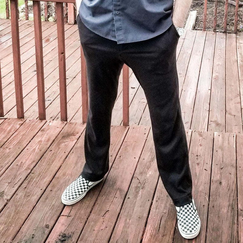 MammaCanDoIt Sewing Pattern Fit Pants Pattern | Men Sizes 29-49