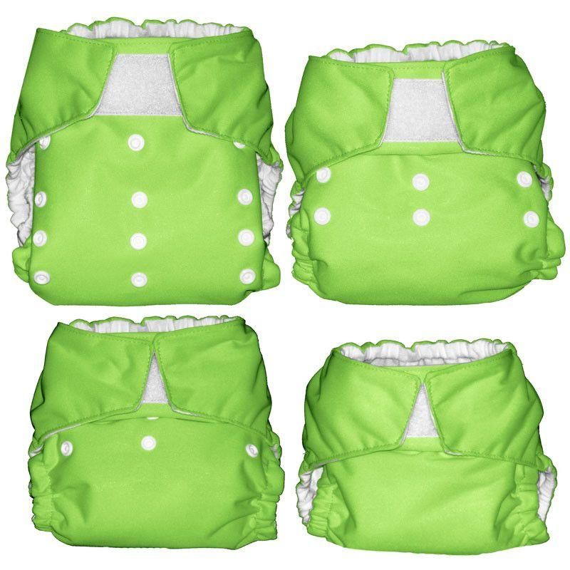 one size fits all diaper pattern