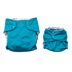 MammaCanDoIt Sewing Pattern Cloth Diaper Cover Pattern | One Size Fits All