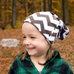 Slouchy Beanie Hat Pattern | NB-Adult XXL