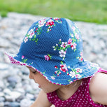 how to sew a floppy sun hat