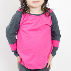 MammaCanDoIt Sewing Pattern Baby Shirt Pattern | Lapped Shoulders
