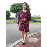 The Adalynn Dress |  Women Plus 14w-40w