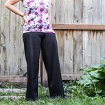 woman pants pattern