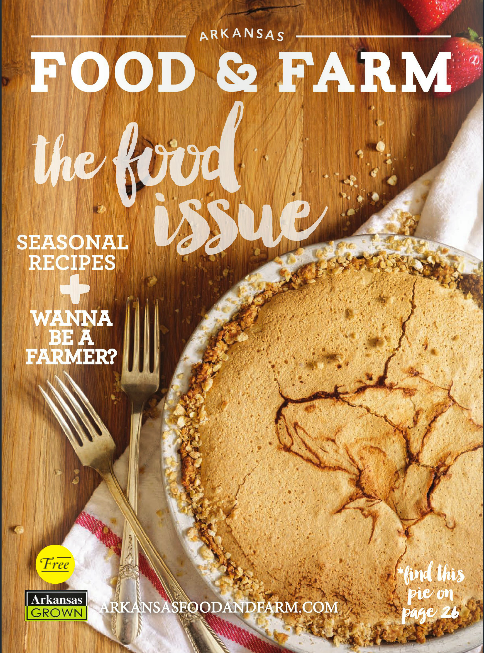 Arkansas Food & Farm Food Issue