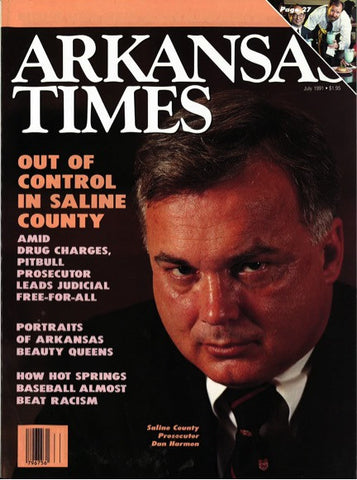 Arkansas Times July 1991