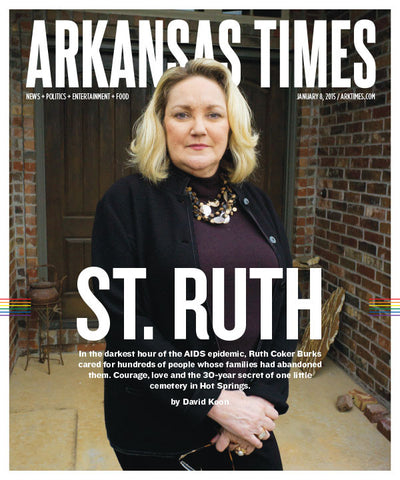 Arkansas Times Jan. 18, 2015: St. Ruth