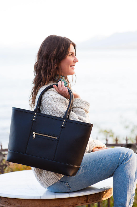 The Riley - Luxury - Vegan - Handbags - CrueltyFree  - Hobo Bags - Purses