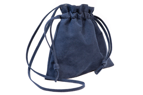 Best Vegan Suede Small Handbag  Luxury Accessory