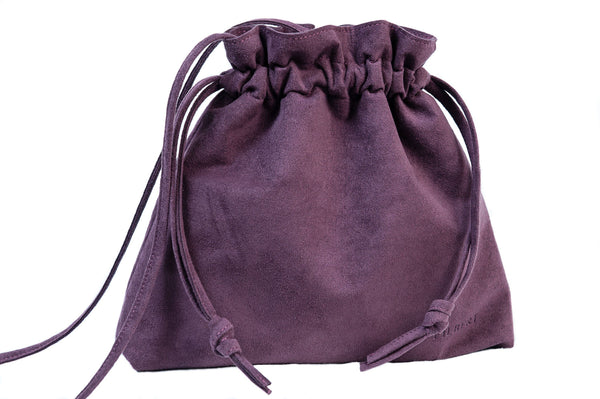 Best Vegan Suede Small Handbag - Luxury Accessory