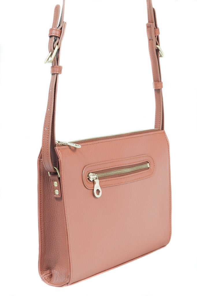 The Pixley is the best luxury vegan handbag; a cruelty-free, high end accessory by Filbert.