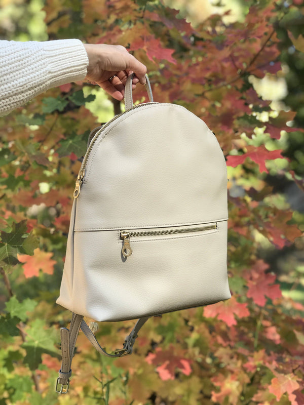 Best Vegan Leather Backpack - Luxury Accessory Brand
