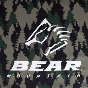 Bear Mountain Sweatshirt Blanket