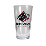 Bear Mountain 16 oz Pint Glass