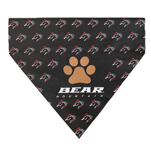 Bear Mountain Pet Bandana