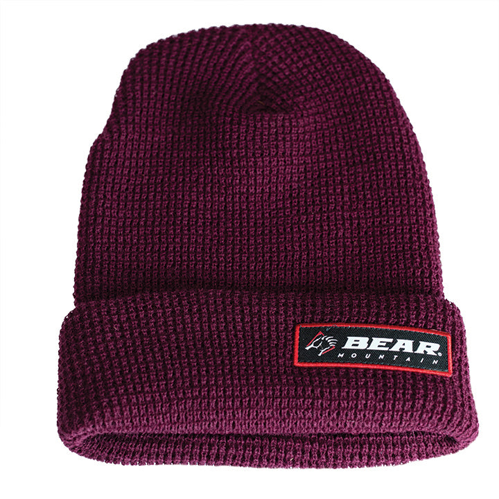Bear Mountain Claw Logo Beanie