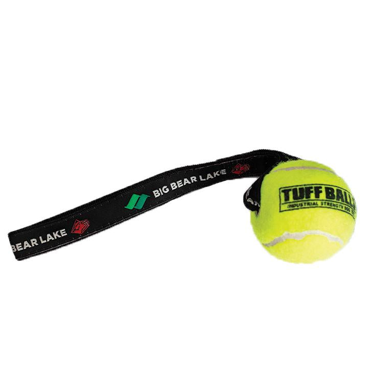Big Bear Lake Tennis Ball Dog Toy