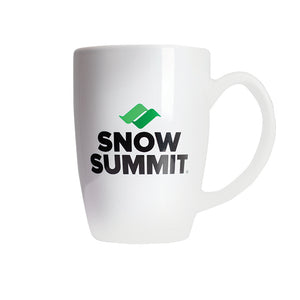 Snow Summit Ceramic Mug