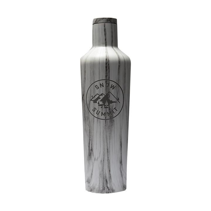 Marble Snow Summit Alpine 16oz Corkcicle Canteen