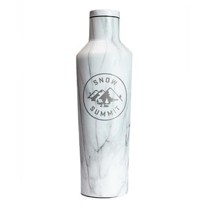 Marble Snow Summit Alpine 25oz Corkcicle Canteen
