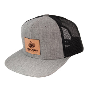Bear Mountain Flat Bill Mesh Trucker