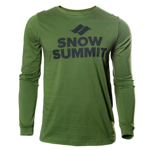 Snow Summit Adult Big Logo Long Sleeve Shirt