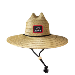 Bear Mountain Claw Straw Hat