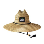 Snow Summit Logo Straw Hat