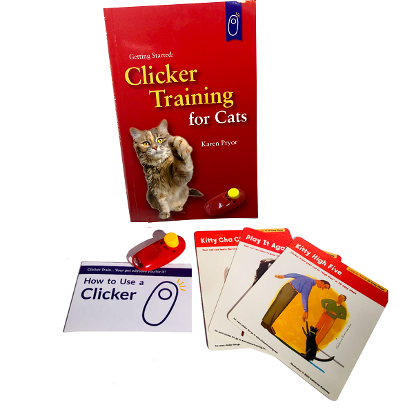 Cat Training Kit