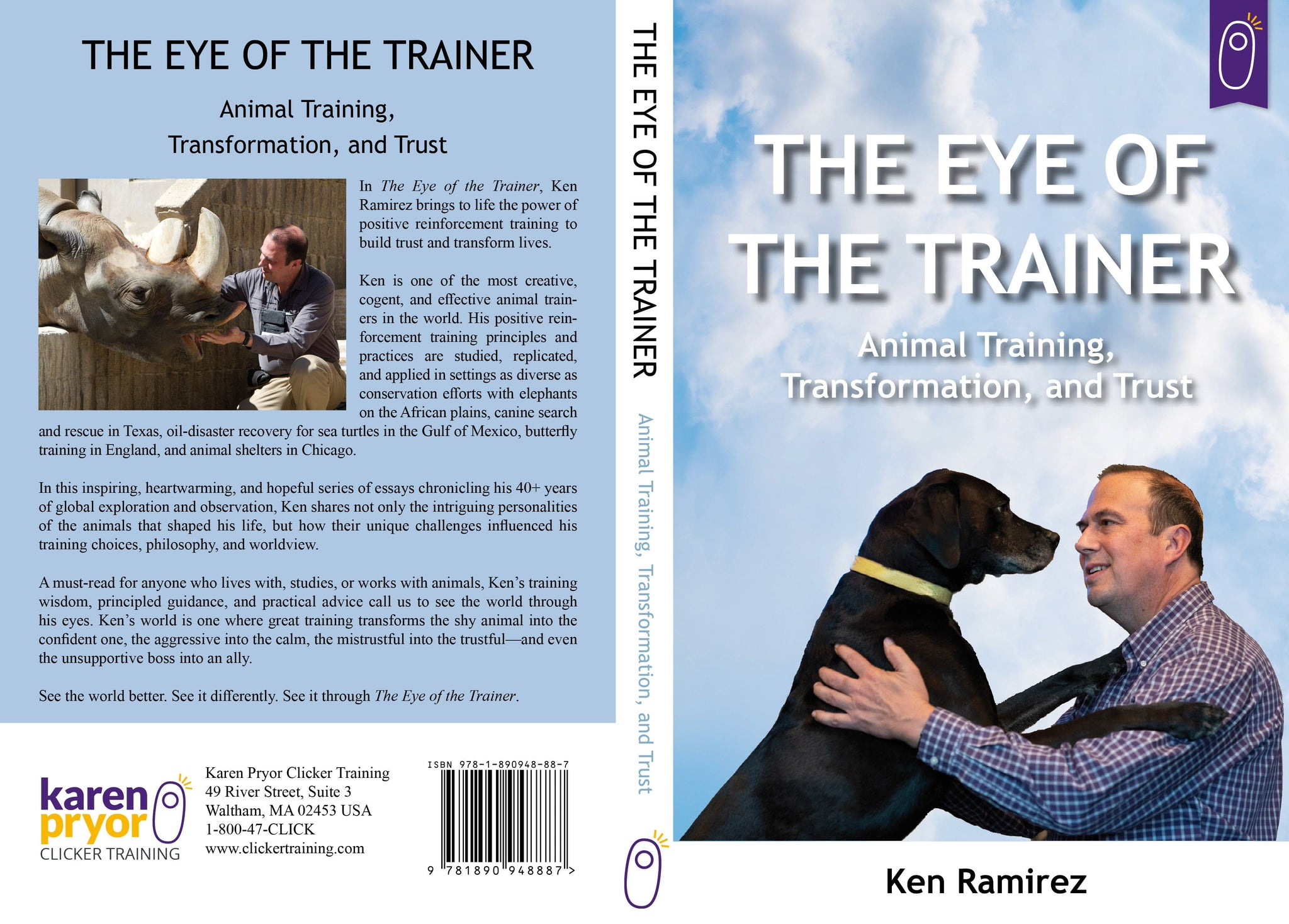 The Eye of the Trainer: Animal Training, Transformation, and Trust